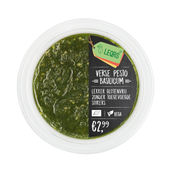 LEQRS - Etiket redesign - Packshot range - Verse Pesto - Basilicum - Boven_V1[1]